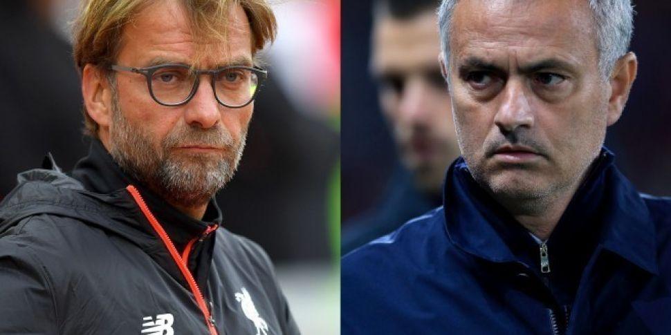Liverpool v United on Premier...
