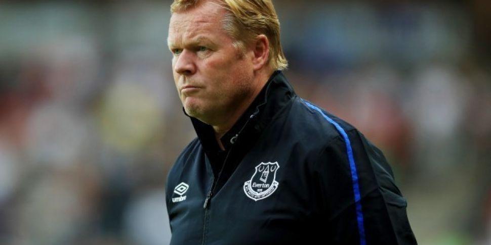 Everton didn't have much c...