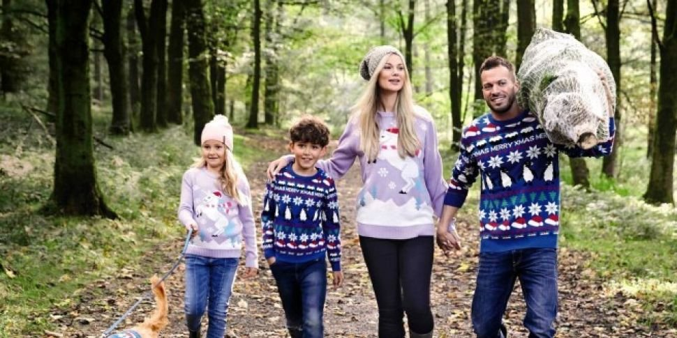 Aldi Is Selling Matching Christmas Jumpers For The Whole