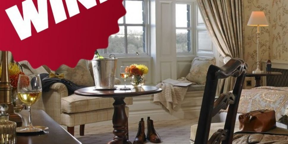Win A 2-Night Stay For 2 With...