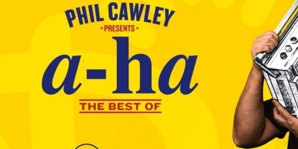 Join Phil Cawley On Today FM 8...