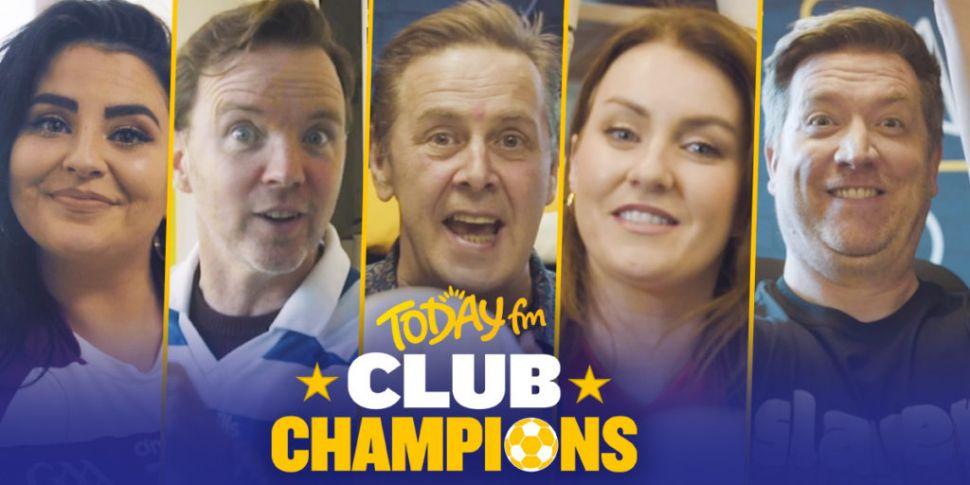 Today FM's Club Champions: Win...