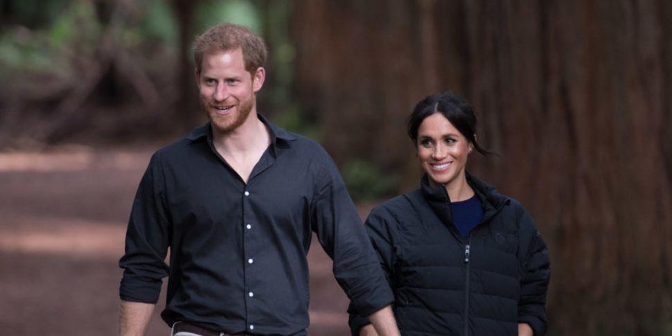 Prince Harry Says He and Megha...