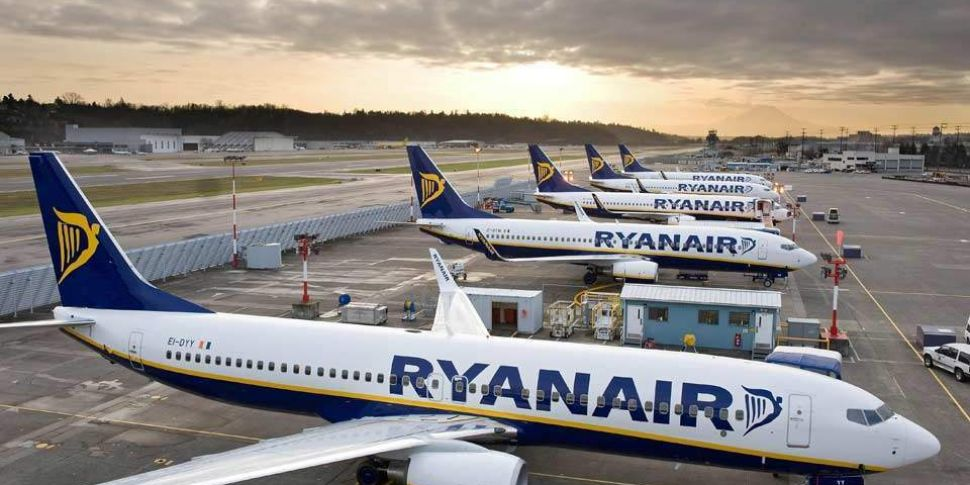 Ryanair And Aer Lingus Suspend...