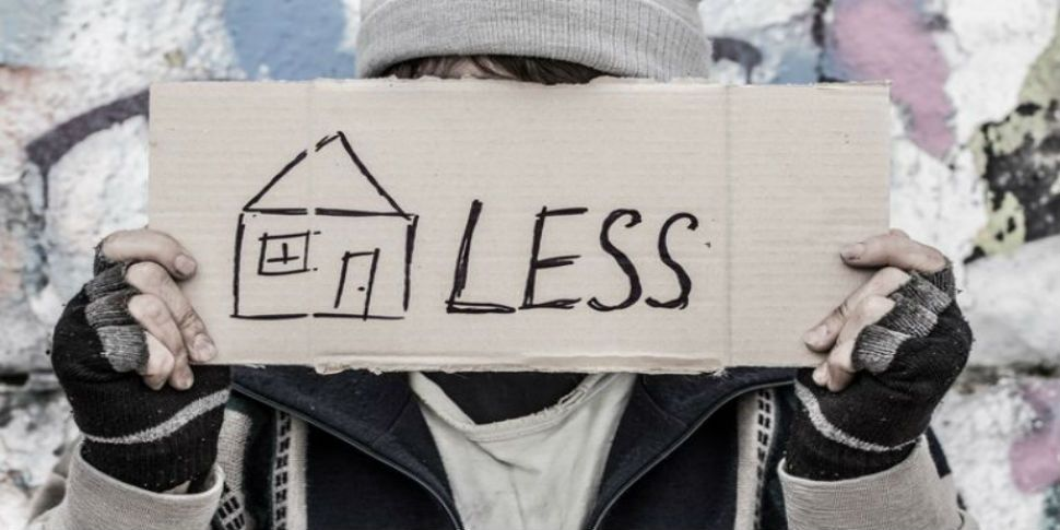 Homeless Numbers Increase To 1...