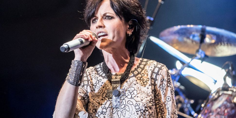 Remembering Dolores O'Riordan...