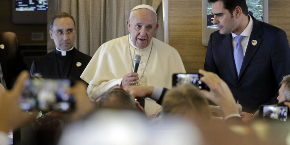 Pope Says Nuns Used As 'Sex Sl...