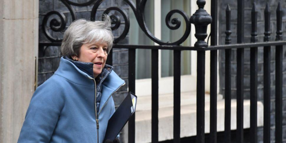 Theresa May Says She Needs Mor...