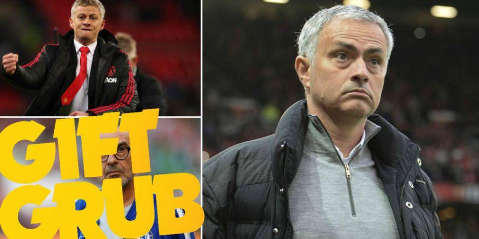 Gift Grub - Mourinho Slates Hi...
