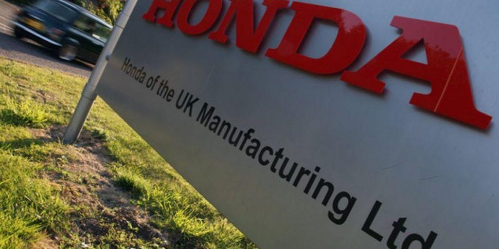 Honda To Close UK Factory With...