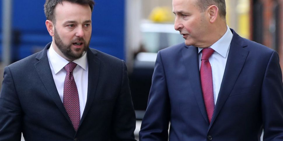 Fianna Fáil And SDLP Call For...