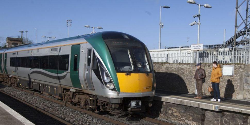 Irish Rail Says All Routes To...