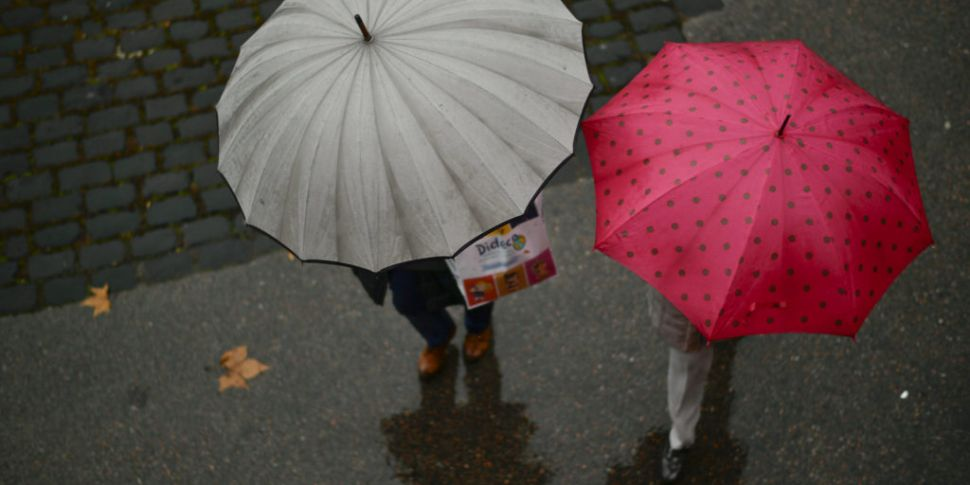 Rainfall Warning Issued For 5...