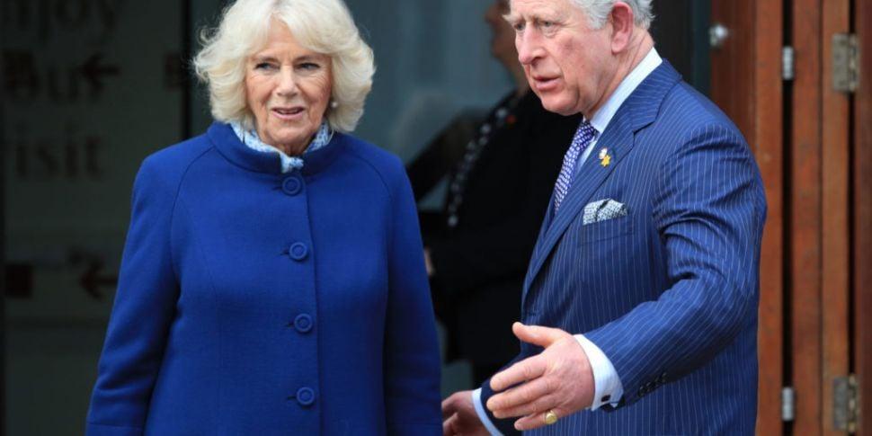 Prince Charles Tests Positive...