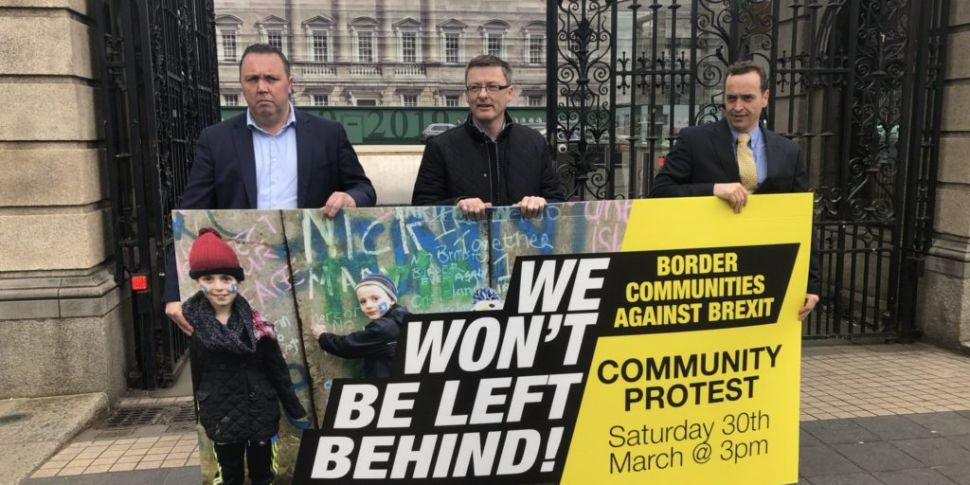 Irish Border Residents Announc...