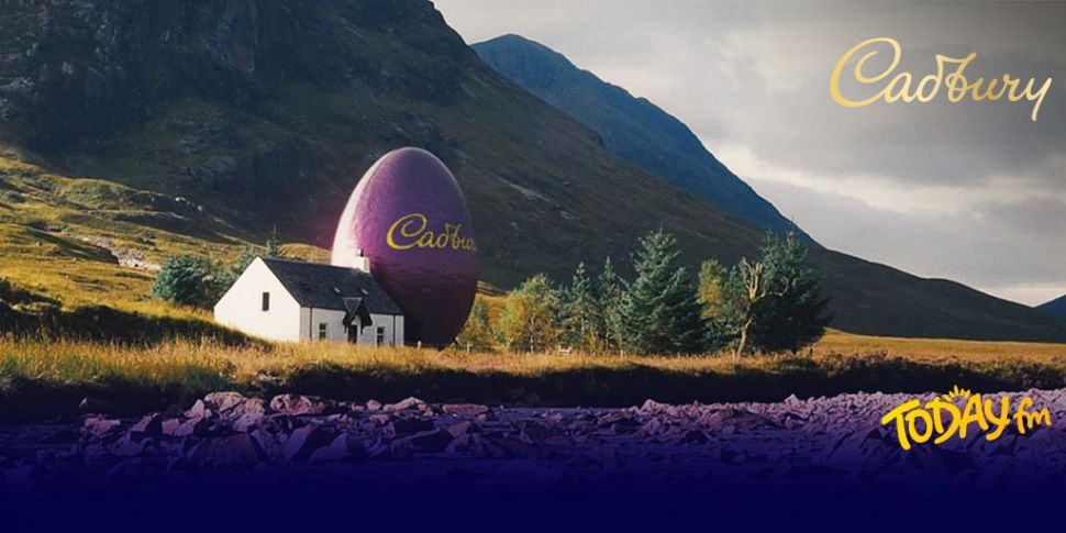 We've Got A Delicious Cadbury...