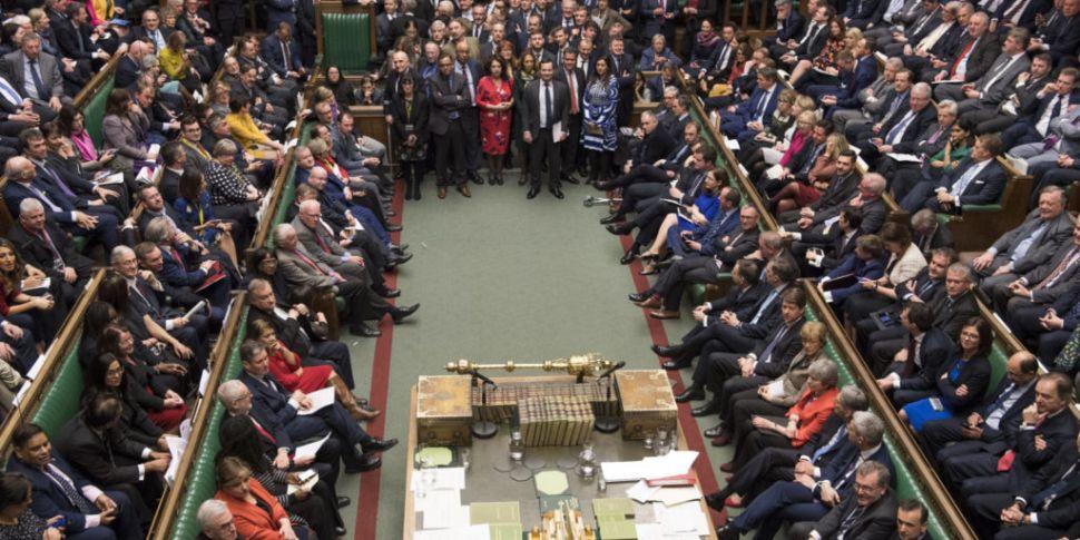 British MPs Vote to Delay Brex...