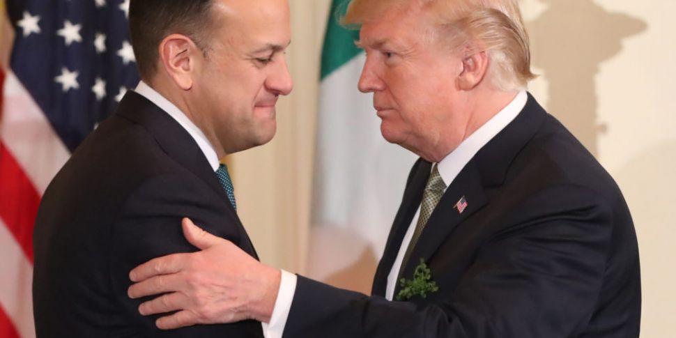 Donald Trump To Visit Ireland...