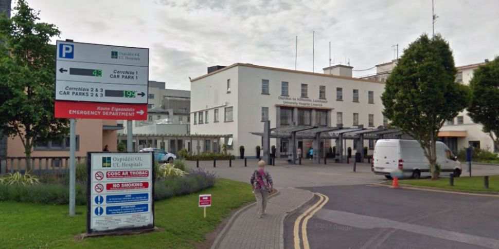 Visitors Banned From Hospitals...