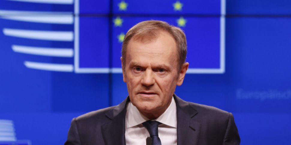 Donald Tusk Says Brexit Extens...