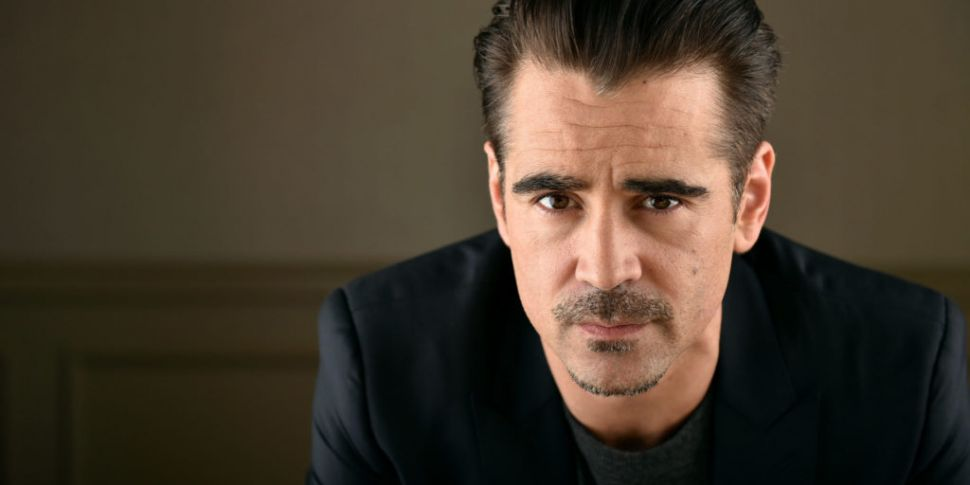 Colin Farrell Has An Abrakebab...