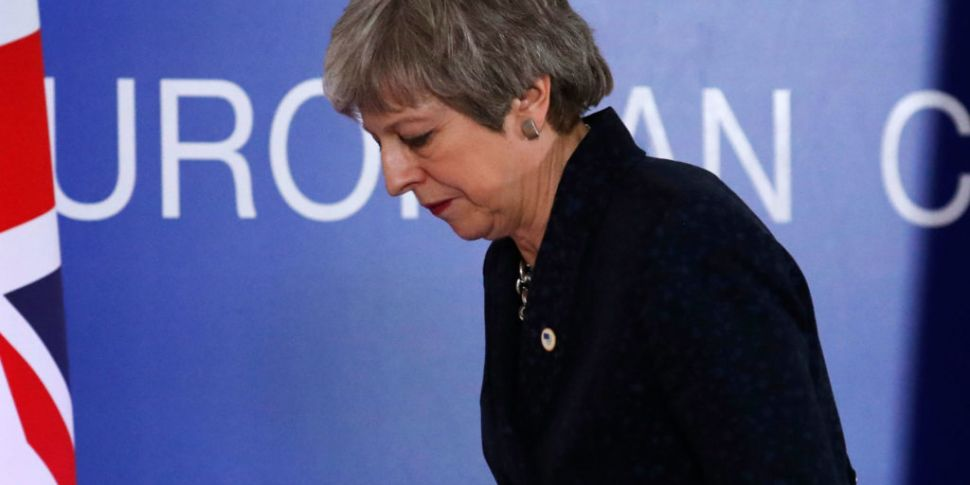 Anger Among MPs as Theresa May...