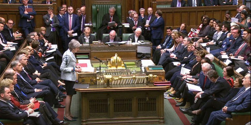 UK MPs Vote To Seize Control O...