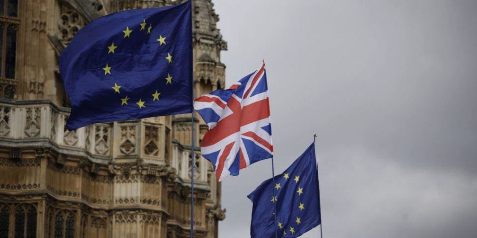British MPs To Vote On Part Of...