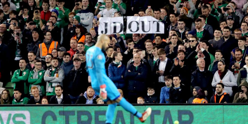 UEFA Charges Ireland Over Tenn...