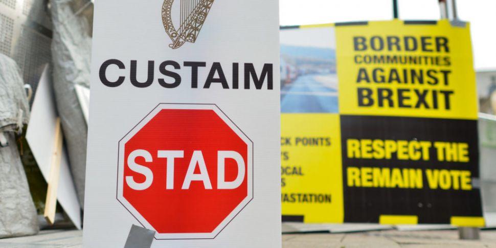 UK Gov Says Hard Border 'Will...