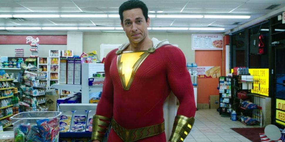 Is 'Shazam!' More Than Just An...