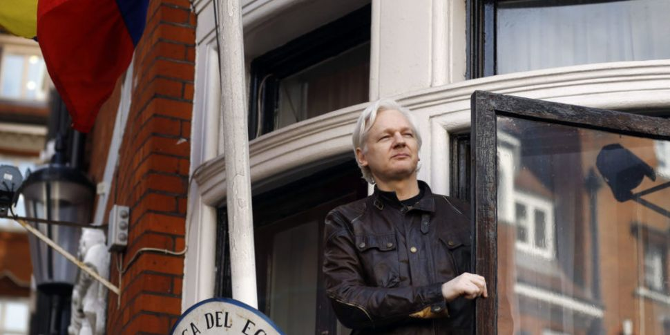 WikiLeaks Founder Julian Assan...
