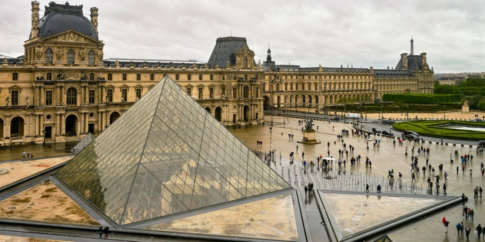 Louvre Museum Offers Sleepover In Iconic Glass Pyramid