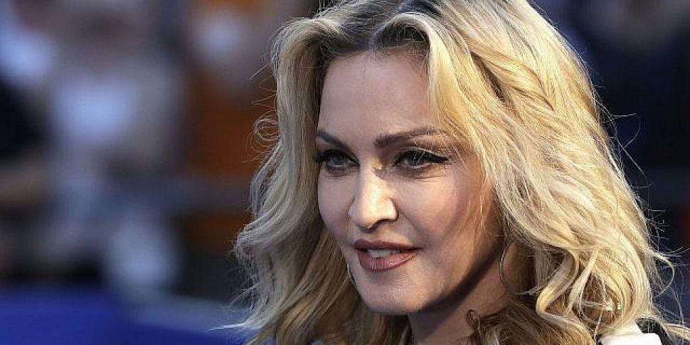 Madonna Will Perform At Eurovi...