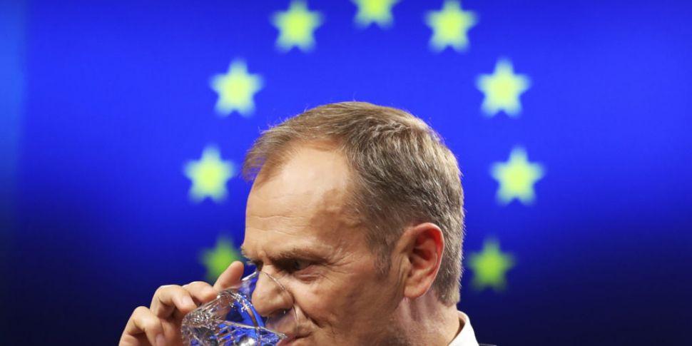 EU Council President Gets