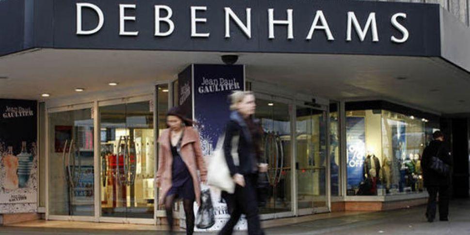 Debenhams To Increase Reduncan...