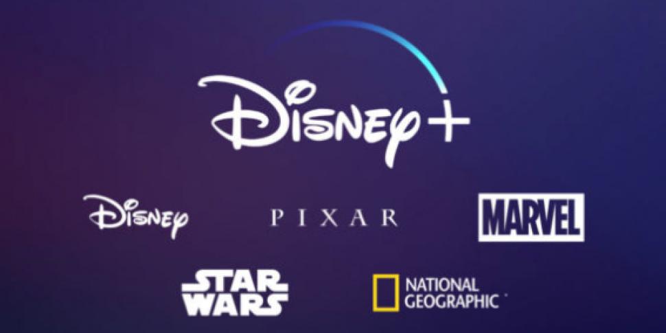 Disney's New Streaming Service...
