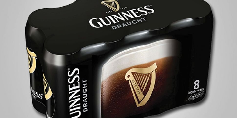 Guinness Removing Plastic from...