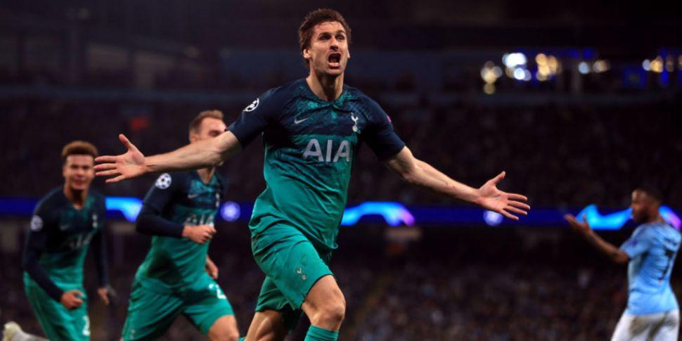 Tottenham through after Etihad...