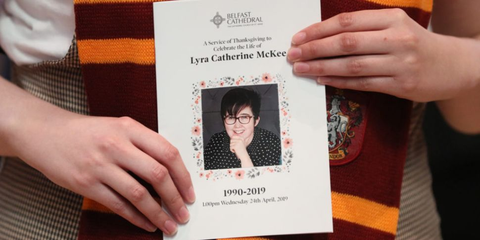 Funeral Of Lyra McKee Takes Pl...