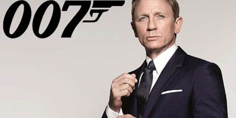WATCH: James Bond Returns In N...