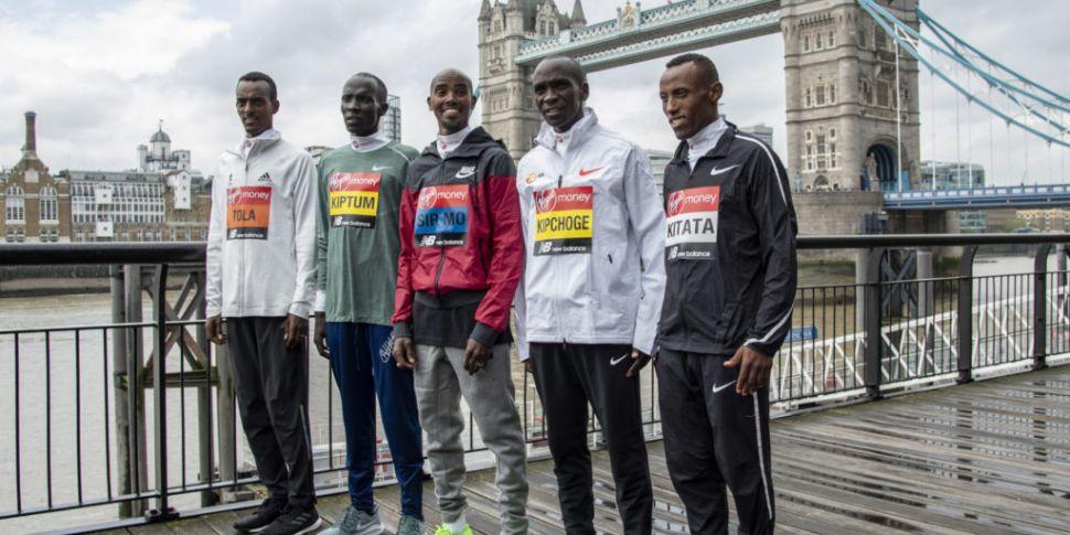 Kenyan banned ahead of London...