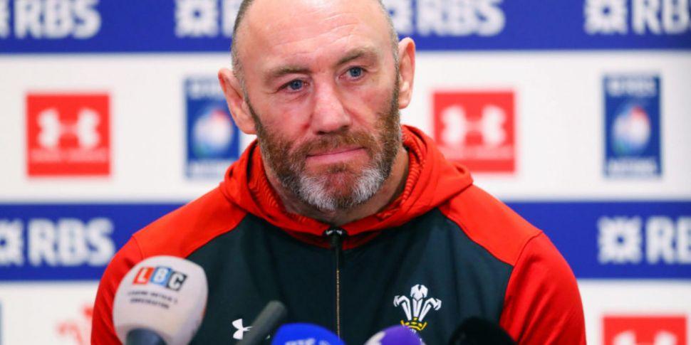 Welsh coach Robin McBryde join...