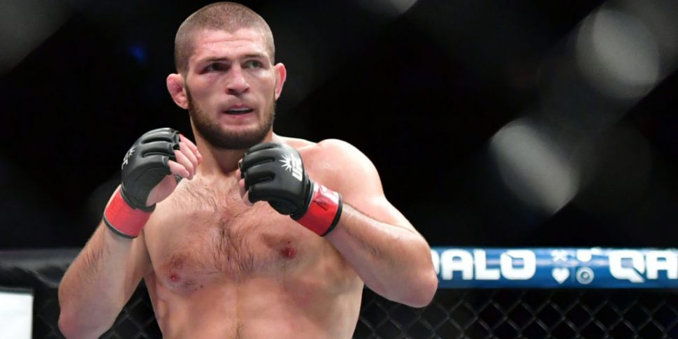 UFC enters partnership with Ab...