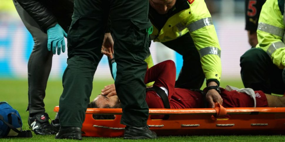 Salah ruled out of Barcelona m...
