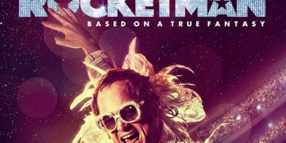 Taron Egerton Sings 'Rocket Ma...