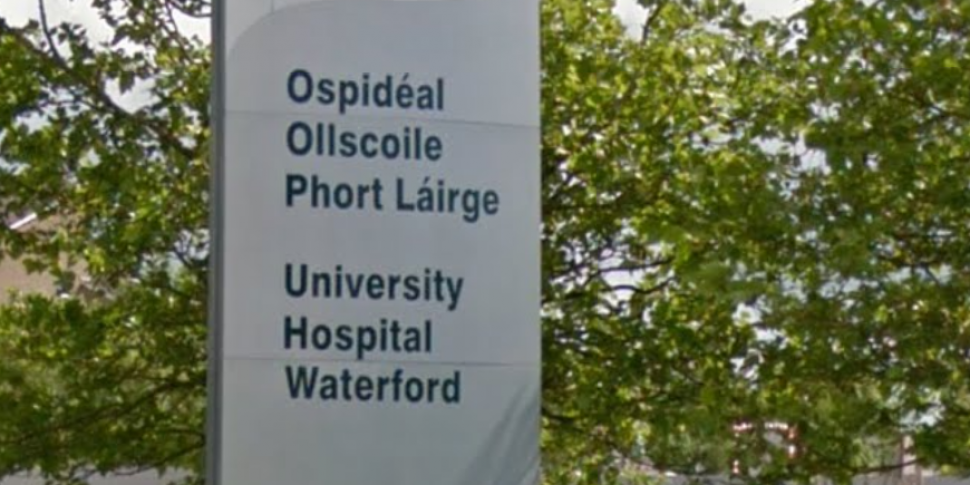 University Hospital Waterford...