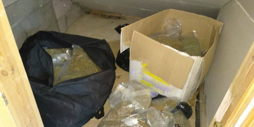 €2.5m Worth Of Cannabis And Tw...