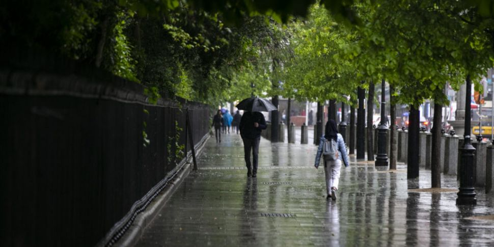 Met Eireann Says Cold And Wet...