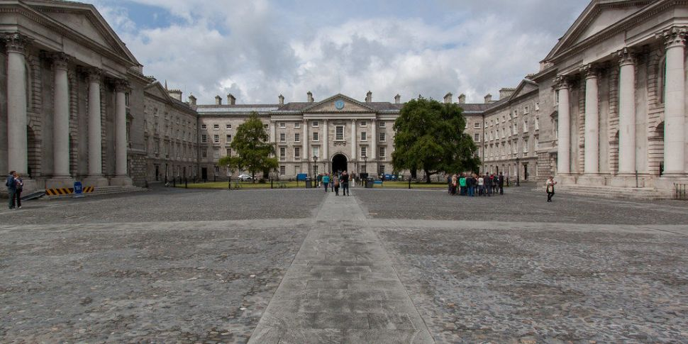 Trinity College Drops 44 Place...